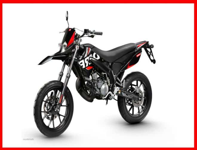 740 Derbi Senda DRD X Treme 50R main Top 10: motos y scooters de 50 cc