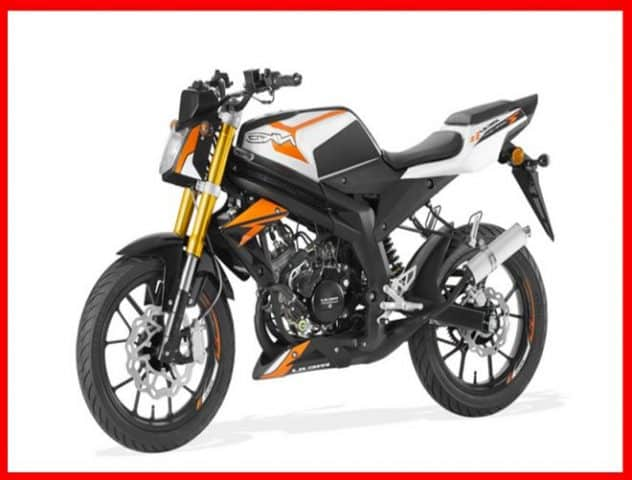 740 rieju rs3 nkd Top 10: motos y scooters de 50 cc