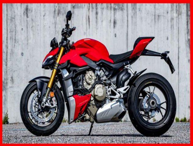 Ducati StreetFighter V4 Las mejores motos italianas de todos los tiempos