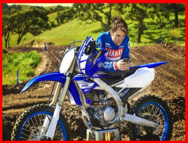 adventure rider yamaha app lets you tune your dirt bike