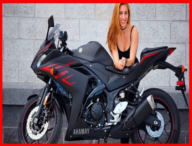 15 Stunning Photos Of Yamaha Motorcycles And Their Owners 2