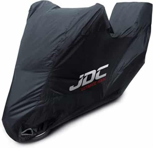 JDC Motorcycle Cover Review