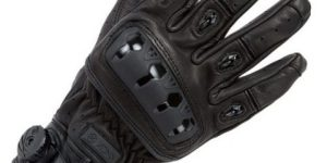 KNOX ORSA LEATHER MKII MOTORCYCLE GLOVES REVIEW