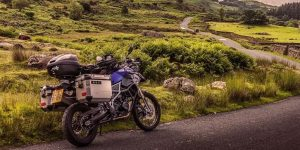Motorcycle Number Plates – What's the law?