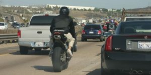 Motorcycle Filtering: A Guide To The Law