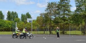 MOTORBIKE AND SCOOTER LESSONS