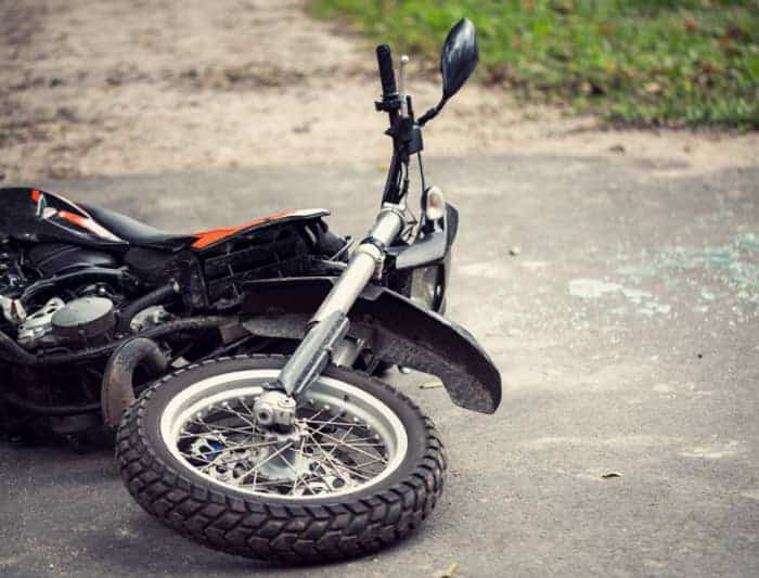 3 Big Reasons Why A Motorcycle Won't Start After Falling Over