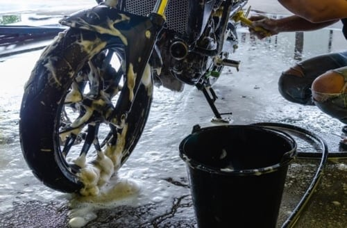 Here's Why A Motorcycle Won't Start After Washing It