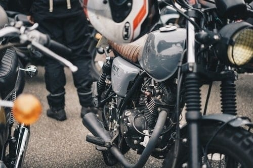 Can A Motorcycle Exhaust Be Powder Coated?