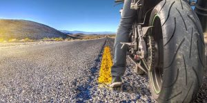 Motorcycle Tyre Tread Depth – What Is Legal?