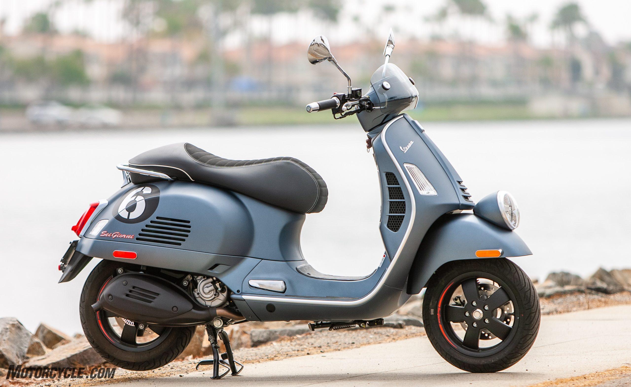 2020 Vespa GTS 300 Review