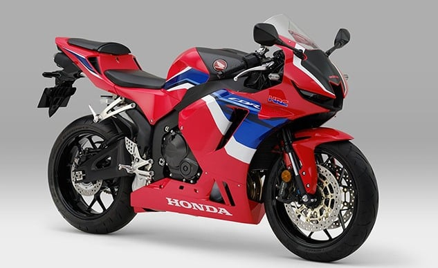 UPDATE: No Plans to sell 2021 Honda CBR600RR in US