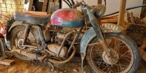 How To Title A Barn Find Motorcycle (From Someone Who's Done It)