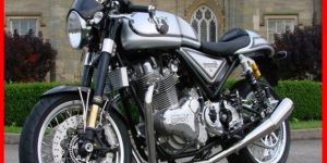 Norton commando 961 caferacer