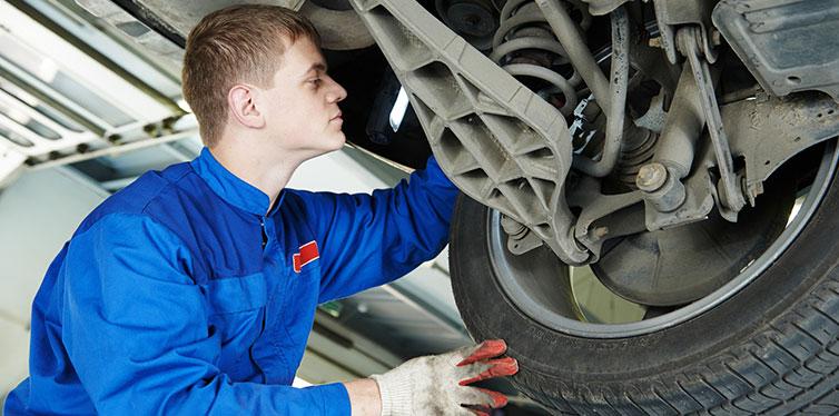 Zapatas de freno de coche eximing mecánico de automóviles