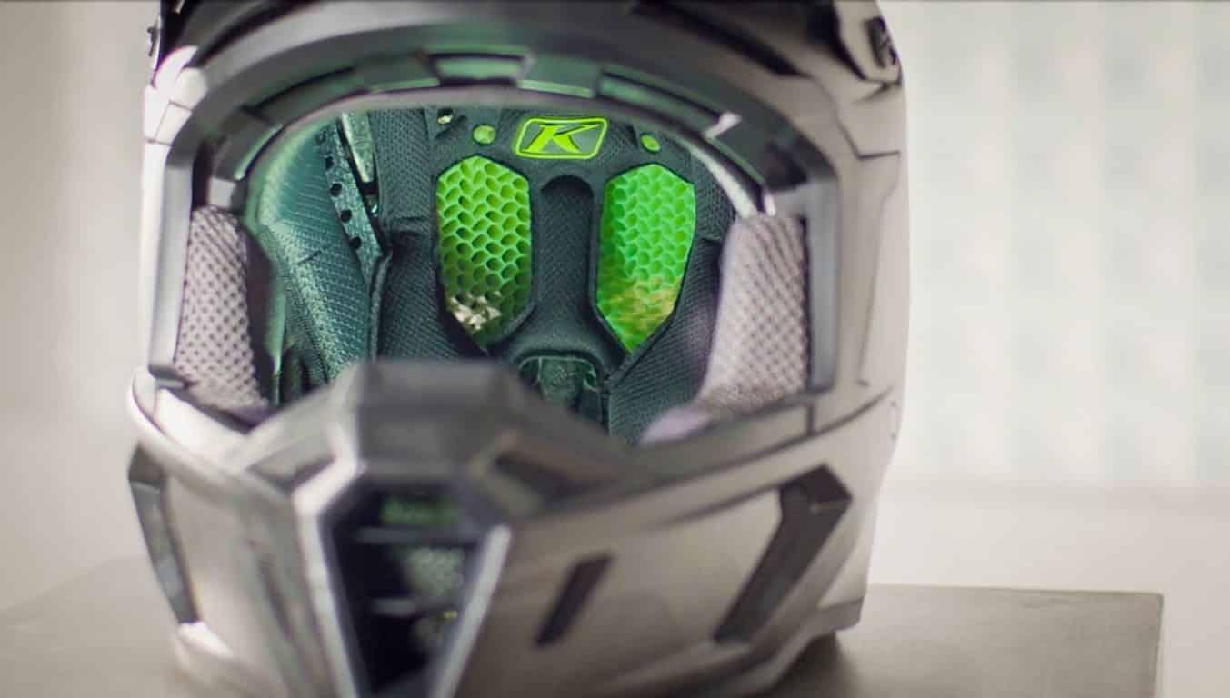 El nuevo casco Klim F5 Koroyd y la tecnología que lo distingue