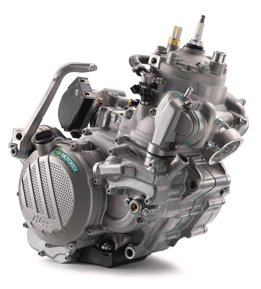 Motor KTM TPI