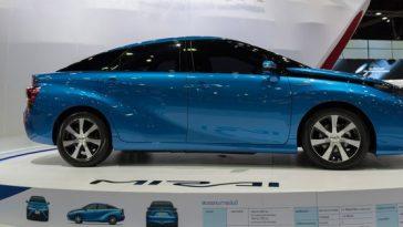 10 cosas que necesita saber sobre los coches con pilas de combustible de hidrógeno