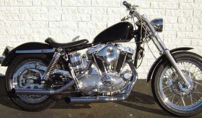 1971 Harley Sportster