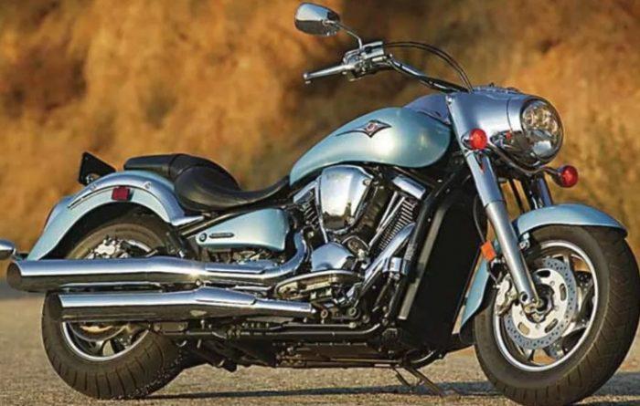 2004 Kawasaki Vulan 2000