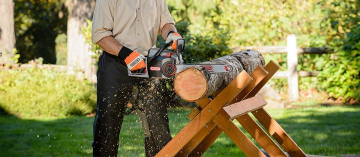 Best Cordless Electric Chainsaw scaled