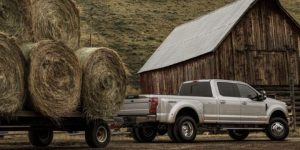 F450 increase towing
