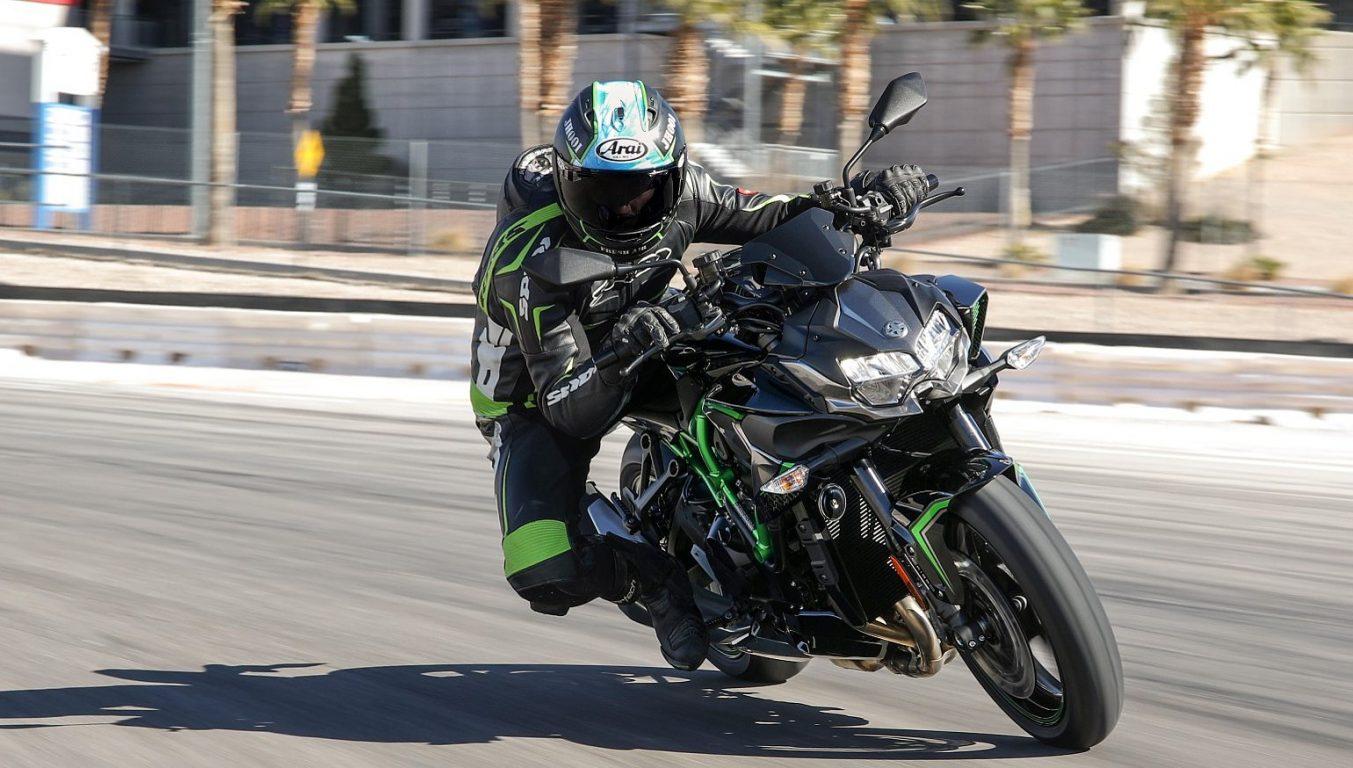 Kawasaki Z H2 hero2