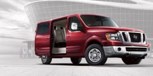Nissan NV best used cargo
