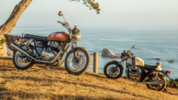 Royal Enfield twins hero JKL
