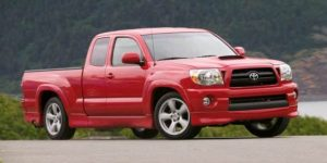 Toyota Tacoma X Runner discountinued