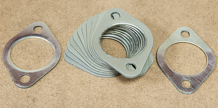 Automotive gasket for exhaust system