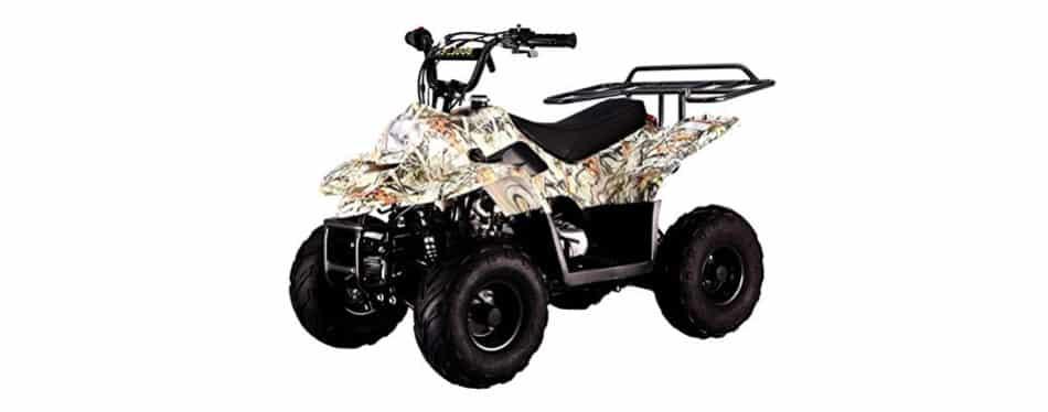 ATV MOUNTOPZ automático para niños