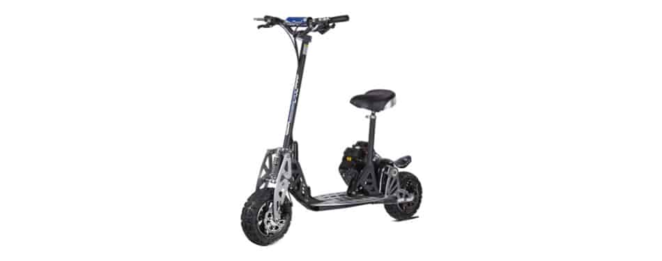 TOXOZERS Gas Scooter Plegable Evo