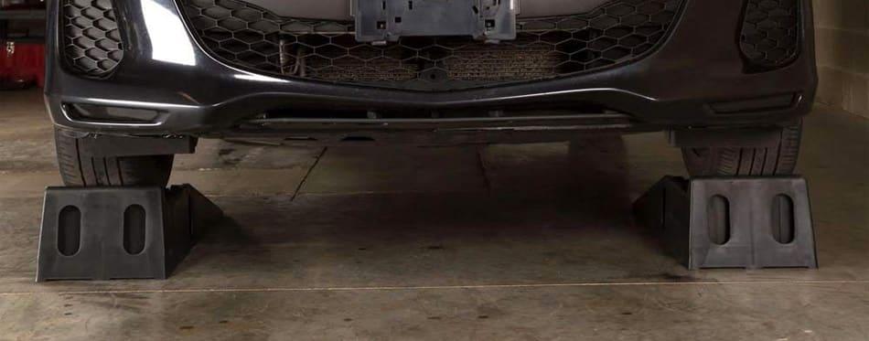 vehículo - rampas para coches