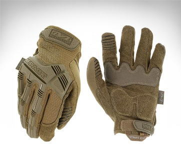 Guantes de trabajo Mechanix Wear M-Pact Coyote