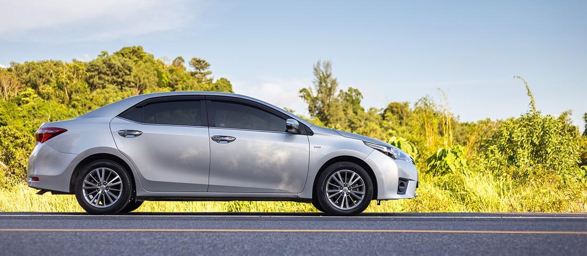 Los mejores neumáticos para Toyota Corolla (revisión) en 2020