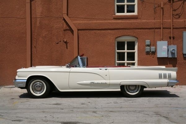1960 Ford Engine 352 CI Specifications
