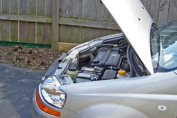 Cómo cambiar una correa de distribución en un Honda Civic