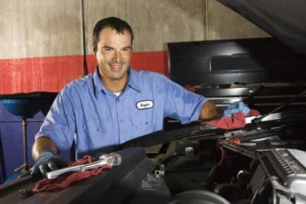 Cómo limpiar el radiador de un coche con vinagre
