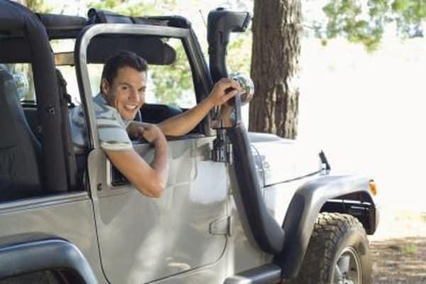 Cómo reconstruir una transmisión Jeep Ax5