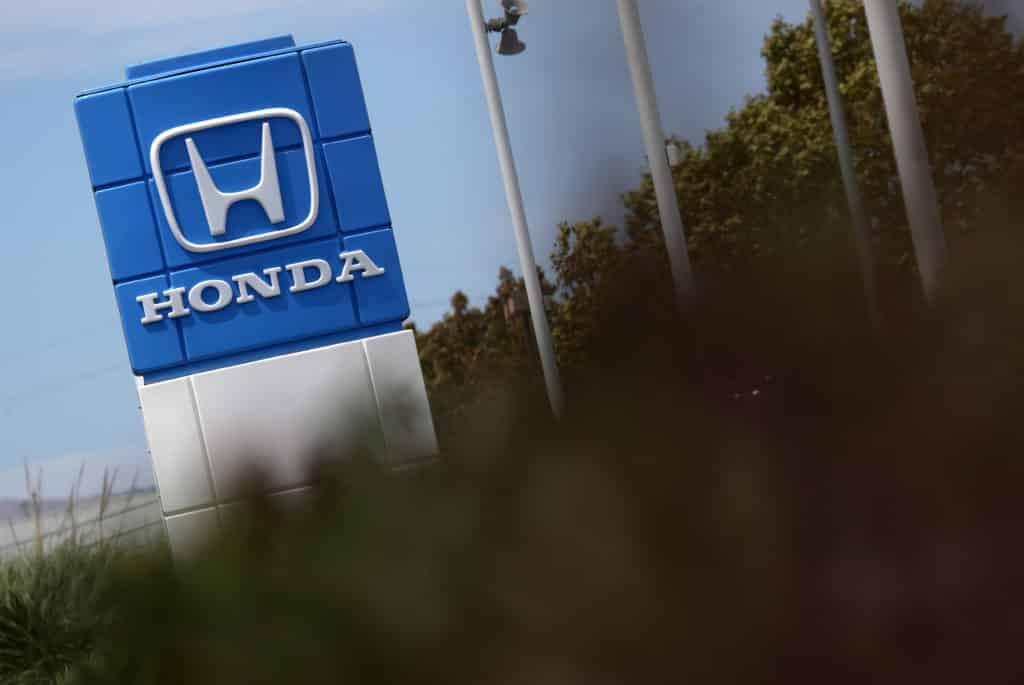 Comprobación de la garantía de fábrica de Honda