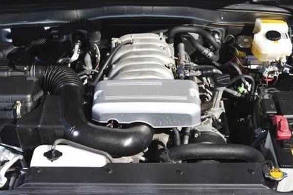 Información técnica del motor Cadillac 4.9