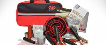 Lifeline 4330AAA Kit de emergencia en carretera