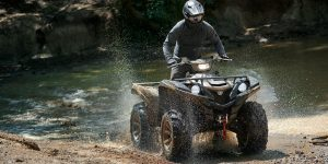 2020 yamaha grizzly eps xtr water