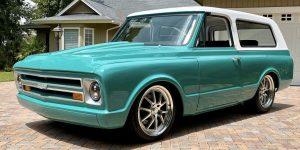 Chevy K5 Blazer Restomod