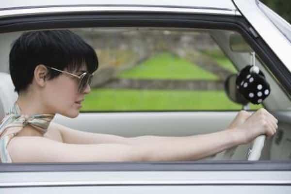Cómo conducir con un parche en el ojo