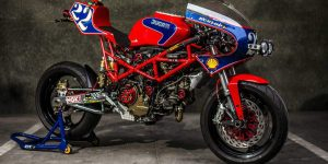 Ducati Monster Pata Negra