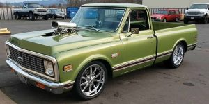 MetalWorks Chevy C10 Blown Project
