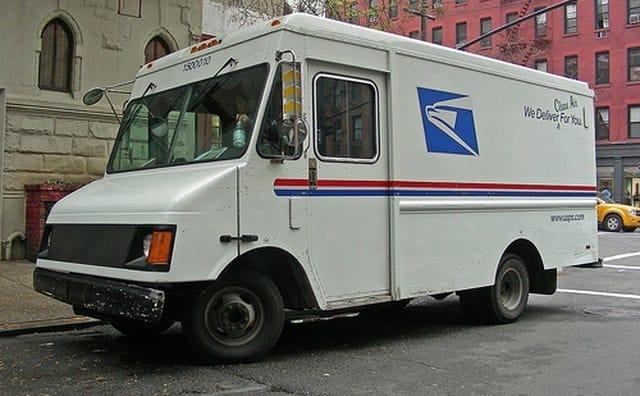 El Servicio Postal de EE. UU. Es un usuario de camiones pesados