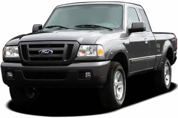 troubleshooting ford ranger 4x4